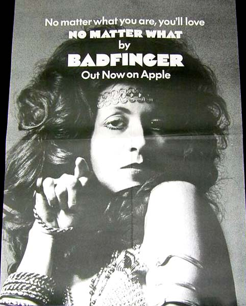 badfinger singles  no matter what