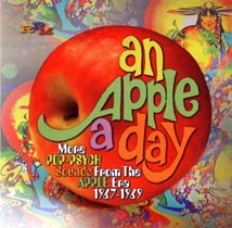 An Apple A Day CD cover
