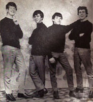 The Iveys 1965 Jay Vee promo photo