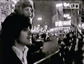 Pete & Tom in Picadilly 1968