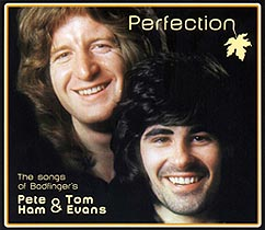 Perfection CD front cover