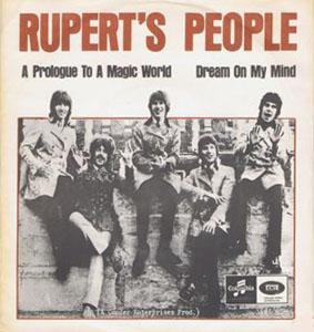 Ruperts People A Prologue To A Magic World