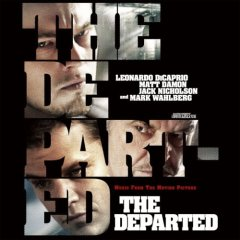 The Departed soundtrack CD