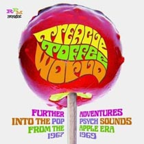Treacle Toffee World CD