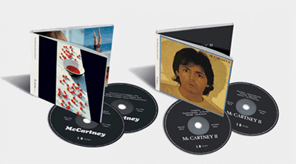 McCartney II Archive Collection 2011